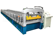 Metal Roof Roll Forming Machine/ Long Span Aluminium Roofing Sheet Roll Forming Machine